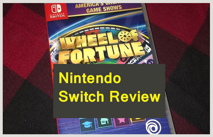 wheel of fortune nintendo switch review