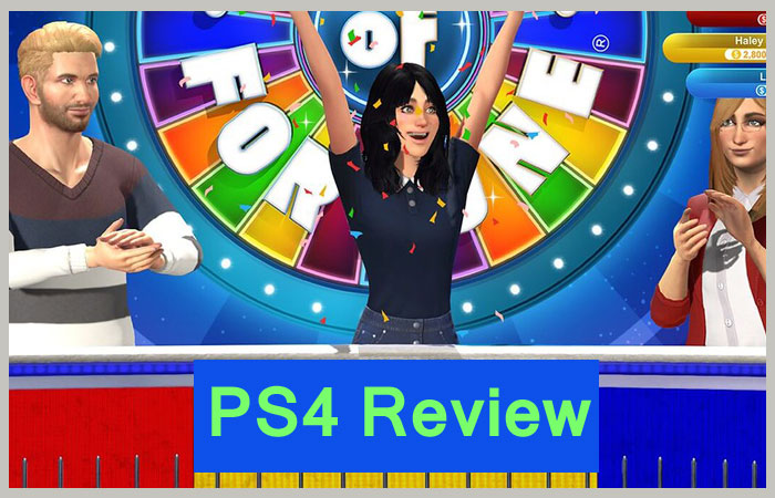Wheel of Fortune PS4 Review