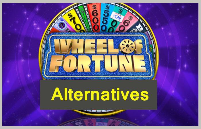 Top 10 Wheel of Fortune Alternatives